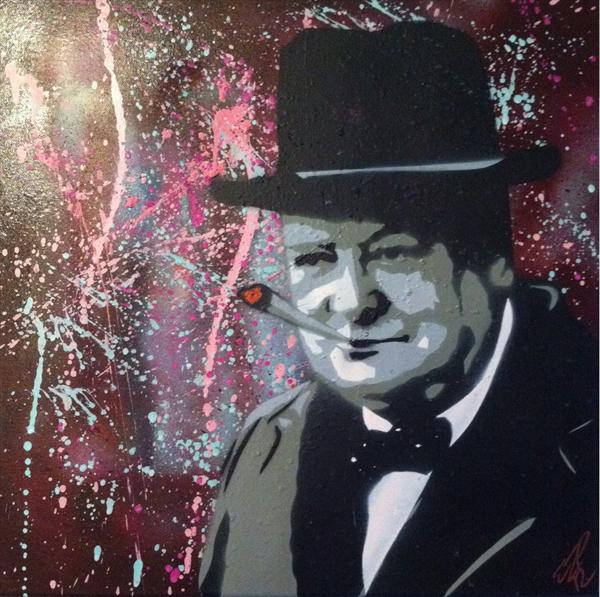Spliff Churchill