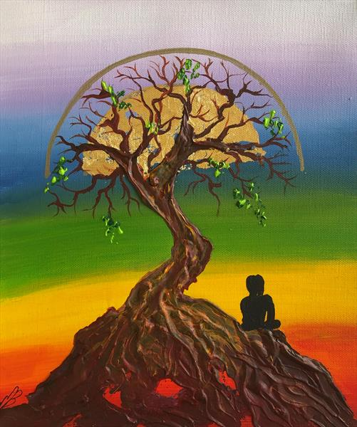 Tree of Life meditation by Marja Brown