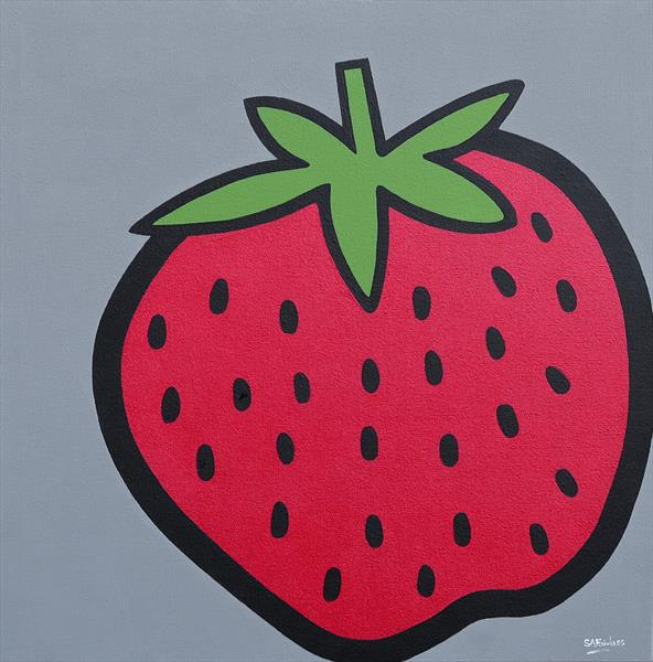 Strawberry by Simon Fairless