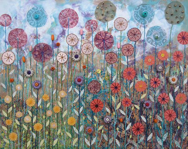 Autumn Meadow by Josephine Grundy