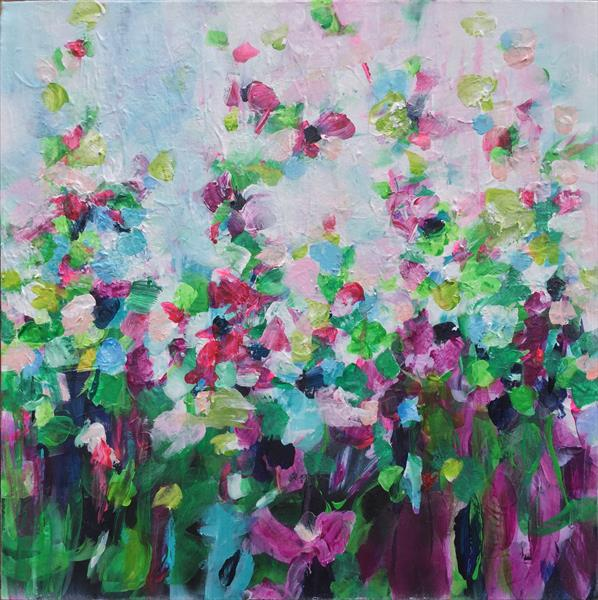 Scattered Petals by Michelle Carolan