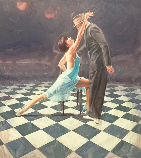 Midnight Tango 2 by Charles Willmott