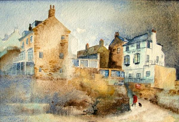 Robin Hoods Bay by Gary Kitchen