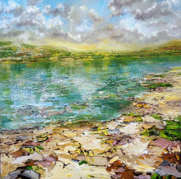 tranquill waters by Nathan Jones