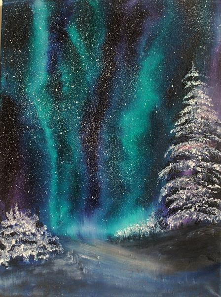 Northern Lights by Stephanie Wheeler