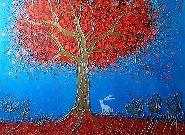 The Flame Tree by Angie Livingstone