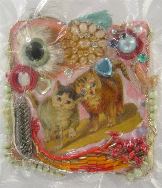 Treasure of Cats Keepsake Objet dArt #62