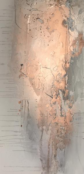 Copper Experiment 2  by Kerry Bowler