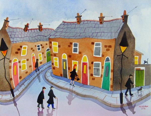 Our Street by Martin Whittam