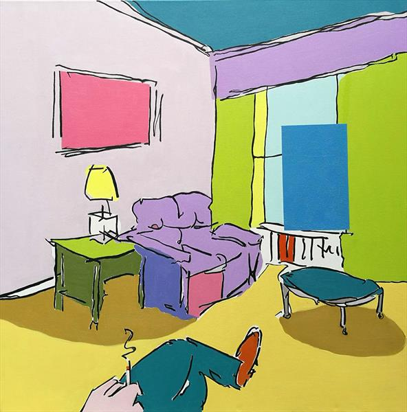 Room 47 by Tim Gilpin