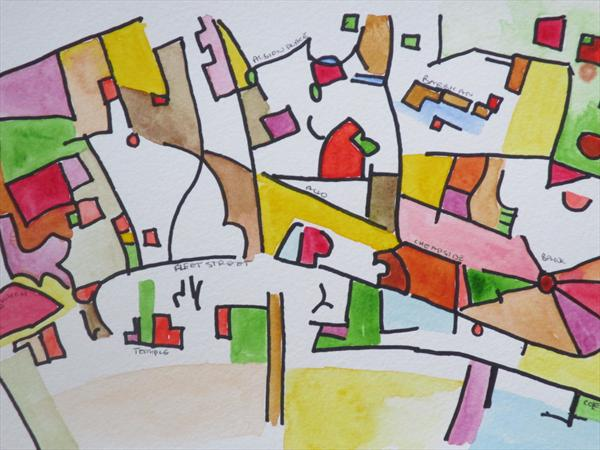 When London Planners Discovered Klee 4/10 by Richard Cole