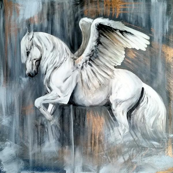 'Pegasus' by Kate Spratt