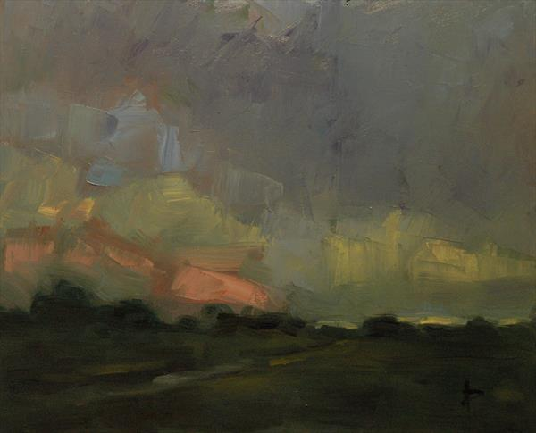 Sky at Crossbush by Andre Pallat