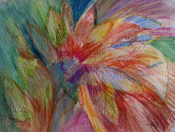Flame Flower by Susan Hill