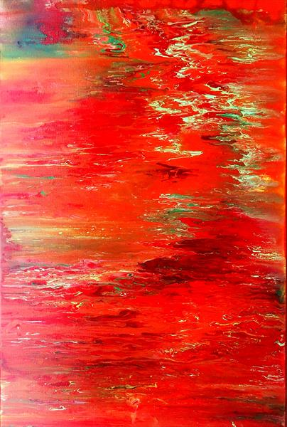 The Red Sea  by Maggie Brooker