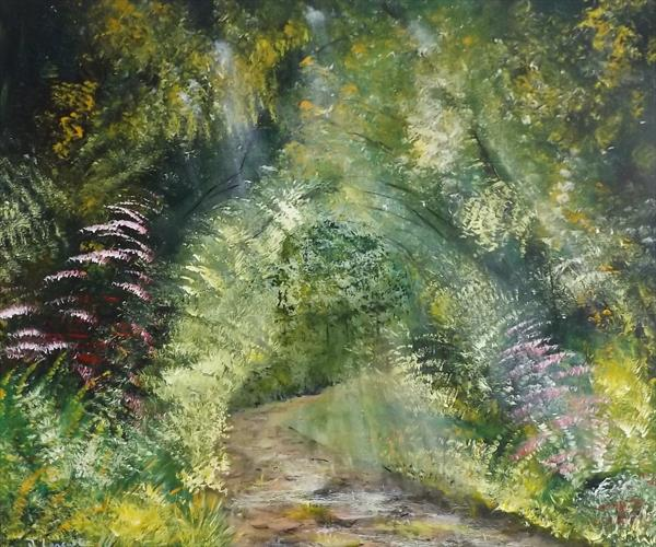 HARLOW CARR  GARDENS by James Lancaster