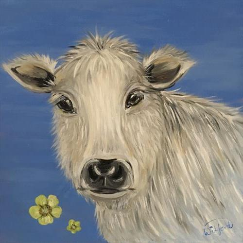 Buttercup by KIM WILFORD