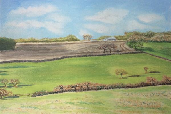 Chesham Fields by Les Gaston-Johnston