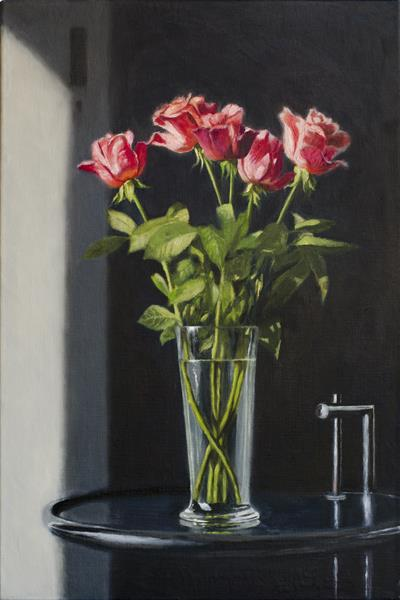 Red Roses by Andrew Mcneile Jones