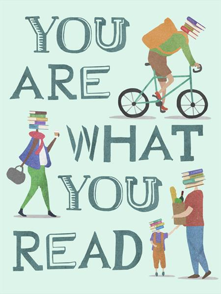 You Are What You Read by Peter Walters