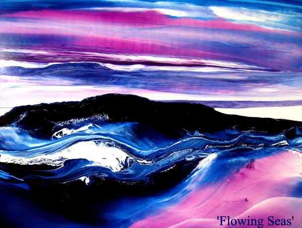 'Flowing Seas' by Nora Doherty