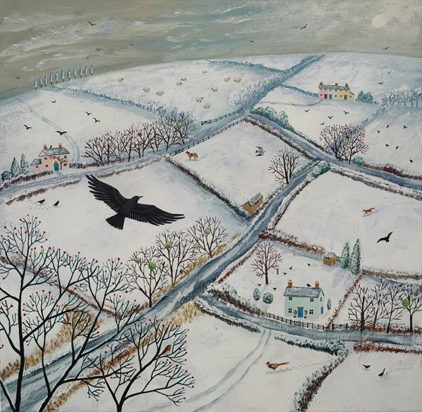 As the Crow Flies by Josephine Grundy