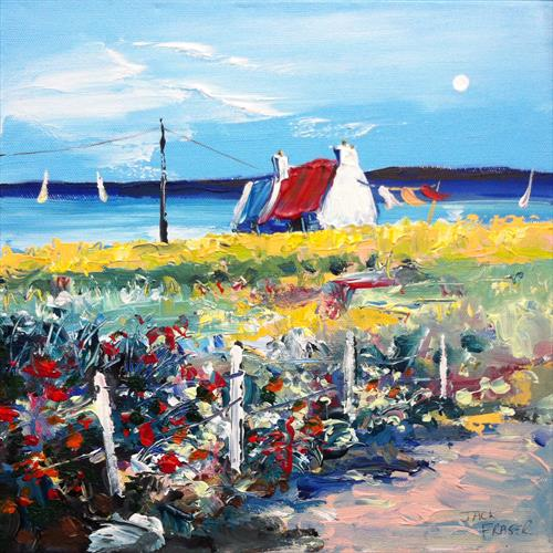 Isle of Gigha by jack fraser