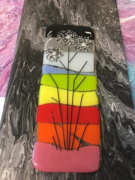 Glass Fusion by Julie Anne