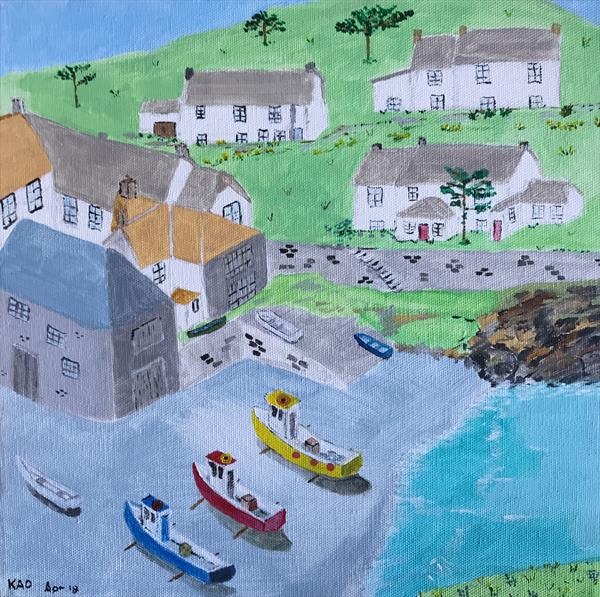 Cadgwith Cover (2) by Keith Owen