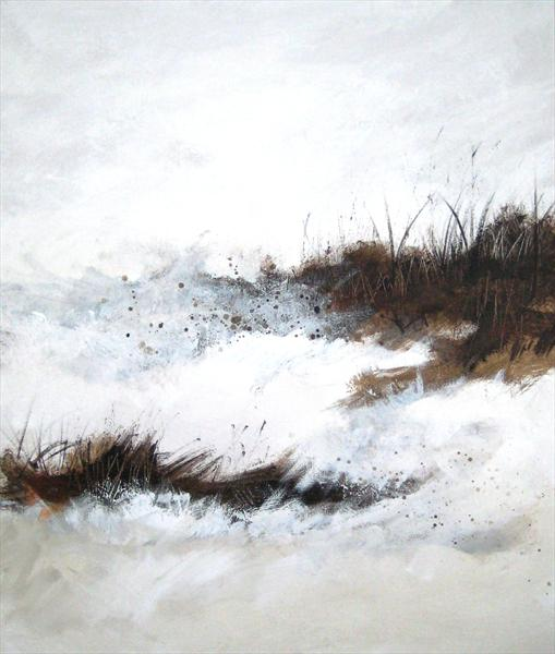 Winter Fields by Tracey Waghorn