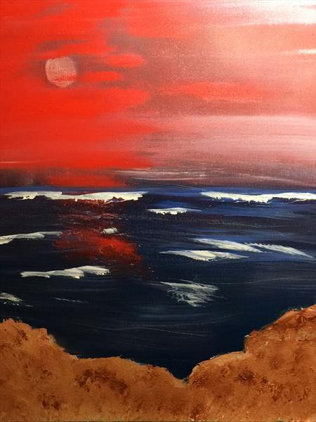 Seascape. Different
