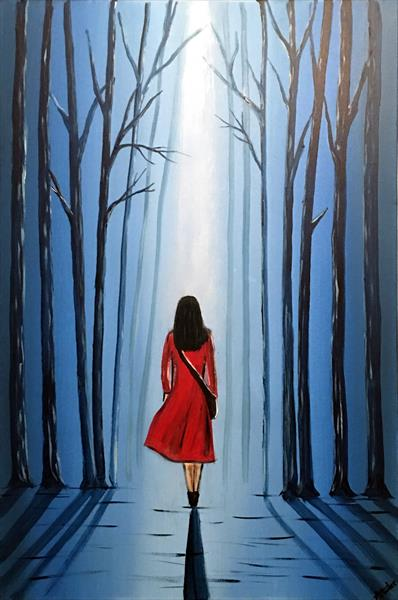 Into The Woods by Aisha Haider