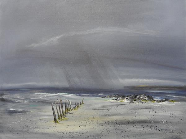 Light Squall by Lesley Anne Cornish