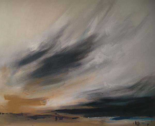 Storm Approaching (Print) by Kerry Bowler