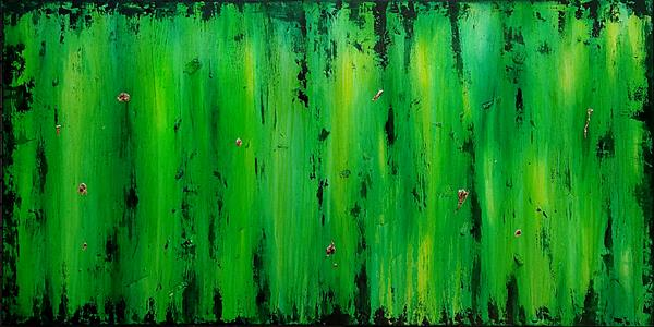 Green Mile by Branisa Beric