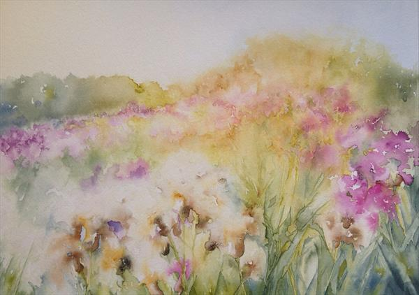 Thistle Down by Claire Mawer