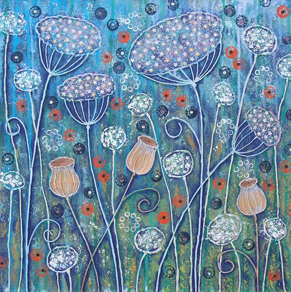 Meadow Seeds by Josephine Grundy
