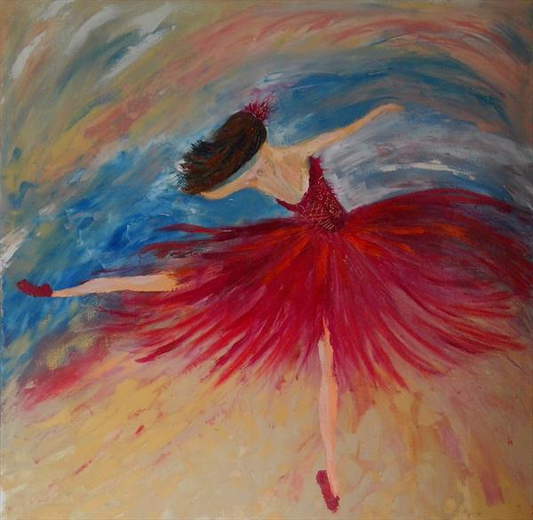 Beaming glory by Melissa Roberts