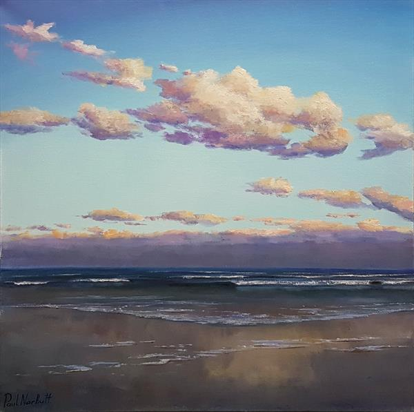 Lazy clouds by Paul Narbutt