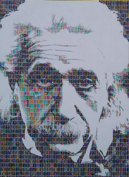 Einstein by Gary Hogben