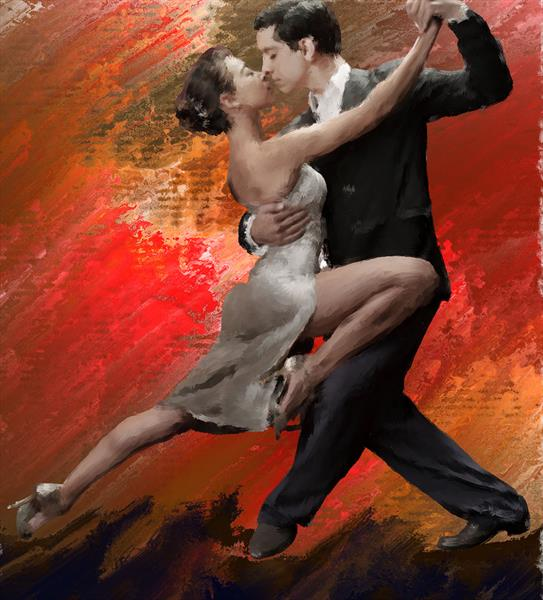 Tango Dance by Brian Tones