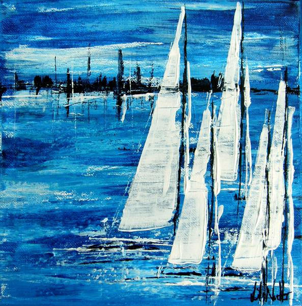 Sailcloth 22 by Lil Nutter