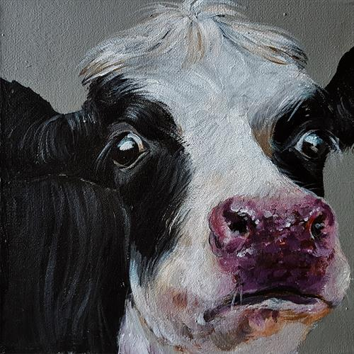 Curious Cow_Gia by Arti Chauhan