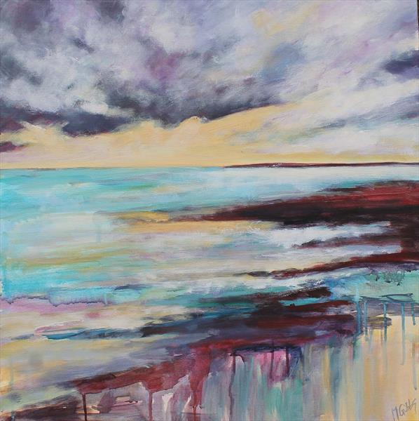 On the Edge of the Sea by Michelle Gibbs