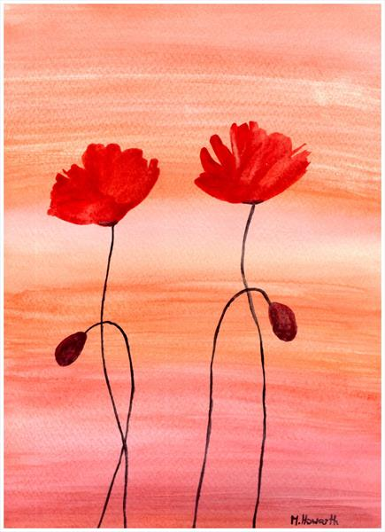 Dreamy poppies