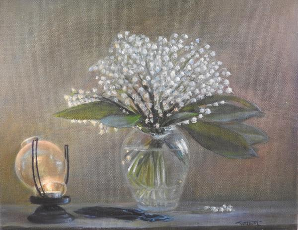Lilies of the valley by Tatiana Wilson