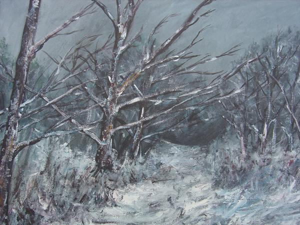Winter by Mike Kent
