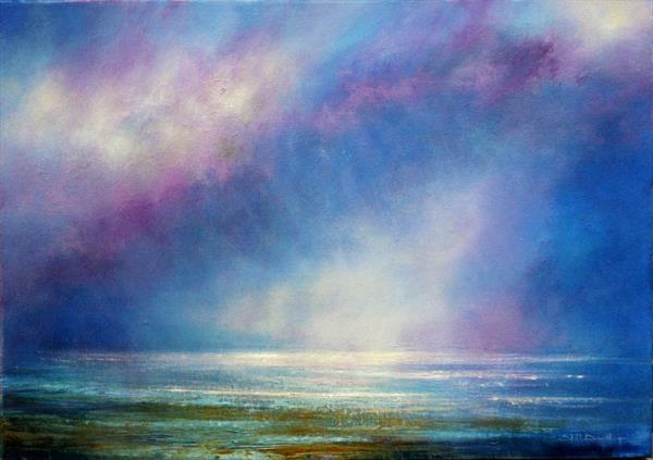 Light Storm by Stella Dunkley