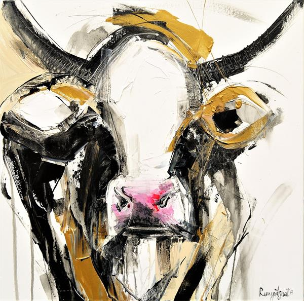 Charming Cow