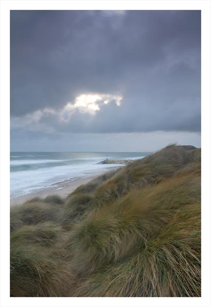Southbourne Beach 1 by David Baker
